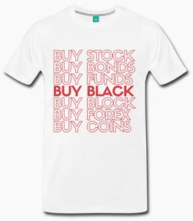 buy black t-shirt