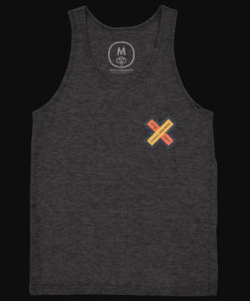 fire matchsticks - tank top