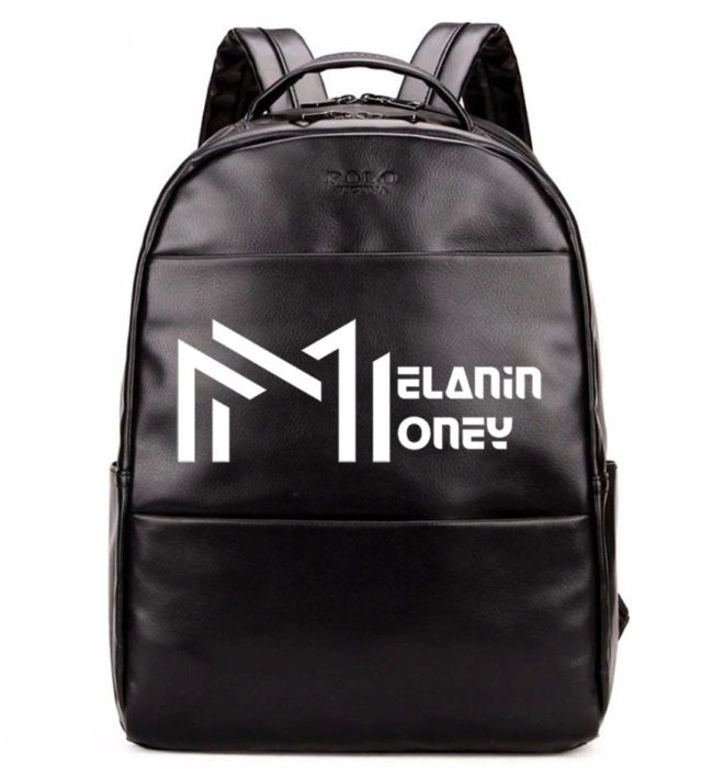 melanin money bag